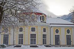 Herrlich romantisch in Bad Reichenhall! Der Winter ist eingezogen! #winterwonderland