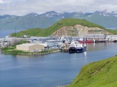 Dutch Harbor, Alaska....home of Deadliest Catch