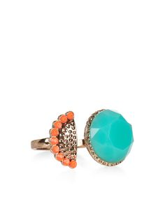 Ipanema Statement Stone Ring | Blue | Accessorize