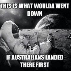 Straya & Ladies and Gentlemen, welcome on PMSLweb Air& flight 747 to the Land Down Under. Our aircraft today is under the command of Captain Froz. Australian Memes, Aussie Memes, Funny Memes, Hilarious, Jokes, Memes Humour, Gun Humor, Fb Memes, True Memes