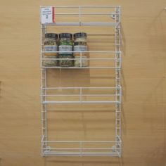 Howards Storage World | 4 Tier Adjustable Spice Rack