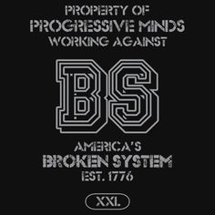 Progressive Minds Working Against a Broken System by Samuel Sheats on Redbubble. Available as T-Shirts & Hoodies, iPhone Cases, Samsung Galaxy Cases, Home Decors, Tote Bags, Kids Clothes, iPad Cases, and Laptop Skins. #civilrights #womensrights #gayrights #activism #progressive #liberal #revolution