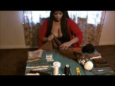 How to make a Belly Dance belt Intro part 1
