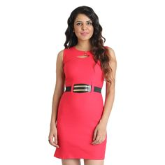 The alluring dress is enough to give you a magnetizing look without any…