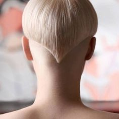 Short Hair cut & color by Hagen Krüger - Elegant-Hairstyles.com