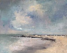Available Paintings | Christopher Volpe Clouds & Sea