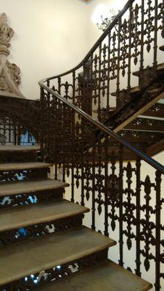 Escadaria Gabinete Real RJ