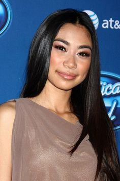 Jessica Sanchez - Mexican, including Spanish, Indigenous Mexican, and African (father) and  Filipino, including Aklanon (mother)