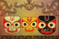 Jagannatha Krishna Radha, Lord Krishna, Lovable Images, Lord Jagannath, Indian Rangoli, Indian Folk Art, Indian Fabric, Indian Festivals, Hindu Art