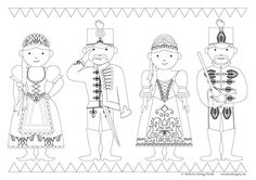 Forrás: Piros Free Coloring Pages, Coloring For Kids, Coloring Books, Toddler Crafts, Crafts For Kids, Arts And Crafts, Aquarius Love, Art Plastique, Spring Crafts