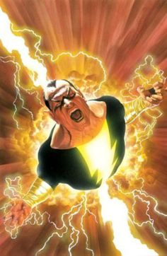 """Black Adam"" by Alex Ross"