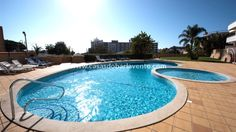 Apartment with shared pool to rent in Lagos - Dona Ana