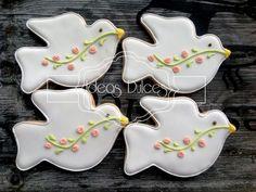 Baptism Cookies, Baby Cookies, Cute Cookies, Easter Cookies, Cupcake Cookies, Cupcakes, Iced Sugar Cookies, Christmas Sugar Cookies, Royal Icing Cookies