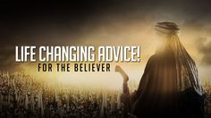 Life Changing Advise For the Believer https://www.youtube.com/channel/UCHGAqdQBKTVON_FUCIYCh3Q