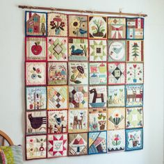 Patchwork. this is awesome! No really, this quilt is an Incredible Work Of Art