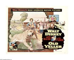 Old Yeller  – Disney