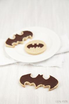Batcookies - 100 % Végétal (demande 75g de margarine)