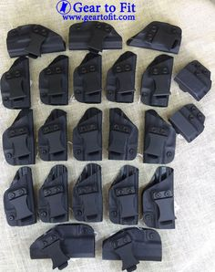 Glock IWB holsters all built for a local Police Department. Very honored to have the opportunity to build these holsters for such a great group of men. Inside The Waistband Holster, Kydex Holster, Local Police, Opportunity, Group, Men, Guys
