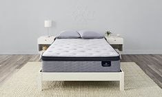 """Serta Perfect Sleeper® Hybrid Plush Pillowtop 14"""" Mattresses 