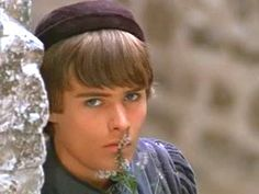 (from Romeo & Juliet board) Leonard Whiting as Romeo from the 1968 Franco Zeffirelli film