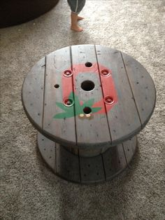 Ohio state cable reel