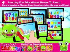 Welcome to Preschool EduKitty! So many fun ways to learn! Kids Education https://itunes.apple.com/us/app/preschool-edukitty-free-amazing/id655192558?mt=8
