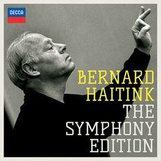 Bernard Haitink Symphonies Edition
