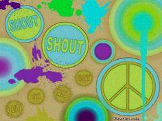 Shout Peace