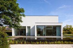 simplicity love: House in Lokeren, Belgium | Arplus architectuur & interieurprojecten