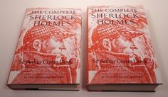 Complete Sherlock Holmes Conan Doyle 2 Volumes Doubleday Classic Novel 1930 HCDJ http://stores.ebay.com/price-less-finds/Books-/_i.html?_fsub=10901644017