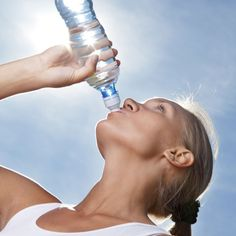 How much water do runners really need?