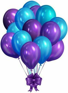 purple and blue balloons illustration, Balloon Blue , Blue Purple Bunch of Balloons transparent background PNG clipart Happy Birthday Wallpaper, Happy Birthday Images, Happy Birthday Celebration, Happy Birthday Greetings, Ballons Violets, Balloon Illustration, Birthday Clips, Purple Balloons, Birthday Wishes Quotes