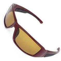 Travelling Beach Red Black Single Bridge Glasses Sunglasses for Women Men