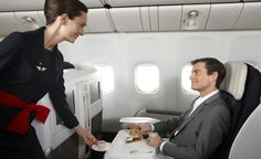 New Boeing 777, new cabins : Affaires (business) Cabin in a Boeing 777  | www.airfrance.com