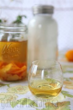 Meyer Lemon Limoncello recipe