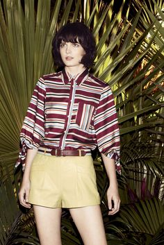 See By Chloé Spring 2014 RTW | Popbee - a fashion, beauty blog in Hong Kong.