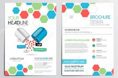 For all your medical and pharmacy marketing needs, create a brochure that is appealing and informative!