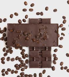 Coffee and Dark Chocolate Bar Set » Well, I do believe this is a win-win! :) #chocolate