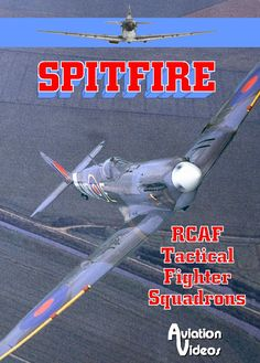 Spitfire - RCAF Tactical Fighter Squadrons: Amazon.ca: DVD