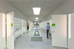 Gallery of Classroom Extension and Sports Hall / Zwimpfer Partner Architekten + Berrel Berrel Kräutler Architekten - 4