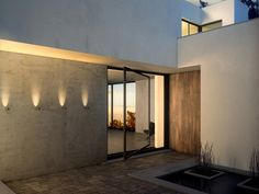 Direct-indirect light methacrylate wall lamp BAMBOO 4820 by Vibia | design Antoni Arola, Enric Rodríguez
