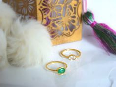 Items similar to Zirconia gold ring, CZ silver ring, Gold plated silver ring, engagement ring on Etsy Green Quartz, Pink Quartz, Quartz Ring, Quartz Stone, Gold Plated Rings, Gold Rings, Green Rings, Zirconia Rings, Sale 50