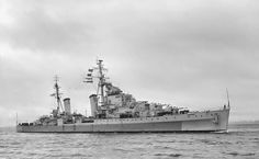 HMS Cleopatra was a Dido-class cruiser of the Royal Navy. She was built by R. Hawthorn, Leslie and Company, Limited (Hebburn-on-Tyne, UK), with the keel being laid down on 5 January She was launched on 27 March and commissioned on 5 December 1941 Navy Day, Heavy Cruiser, Man Of War, Military News, Naval History, Military Pictures, Narrowboat, Island Nations, Military Diorama