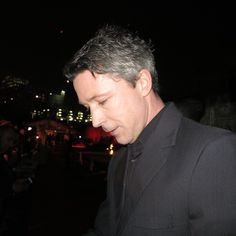 Aidan Gillen at the Game of Thrones premiere, London, 18 March 2015.