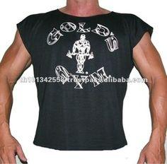 Bodybuilding sleeveless t-shirt. Alpha Gym, Gym Tank Tops, Gym Shirts, Bodybuilding, Mens Tops, T Shirt, Fashion, Supreme T Shirt, Moda