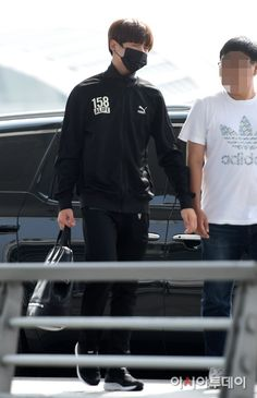 BTS at Incheon Airport Go To NY