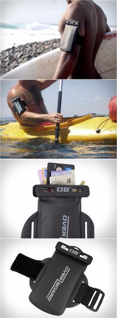 OverBoard Waterproof Pro-Sport Arm Pack, Black