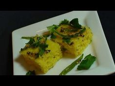 Sooji Dhokla recipe via Show me the Curry (video).  This Indian recipe, like many others, uses Eno Fruit Salt which is an antacid!  This can be substituted with approx. 1 1/4 tsp of baking soda and 3/4 tsp of citric acid.  Other Indian cooks say they just use baking soda (sodium bicarbonate) to make Dhokla.   View printable recipe at http://showmethecurry.com/appetizers/how-to-make-sooji-dhokla-indian-appetizer-recipes.html