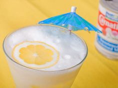 Brazilian-style lemonade is made with fresh lime juice and sweetened with condensed milk. It's a richer, sweeter version of the lemonade we're used to, and excellent with a shot of Cachaça.