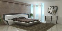 15 Dazzling Modern Bedroom Furniture Set to Blow you Away Idéias Para Mobília 🏠 Luxury Bedroom Design, Bedroom Bed Design, Interior Design, Bedroom Ideas, Bedroom Decor, Modern Bedroom Furniture Sets, Bed Furniture, Bamboo Furniture, Furniture Online
